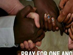Let us Pray for One Another